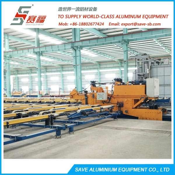 铝挤压型材高科技处理系统