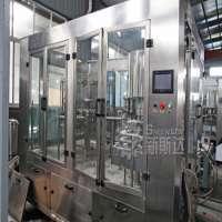 饮料制作果汁灌装工厂