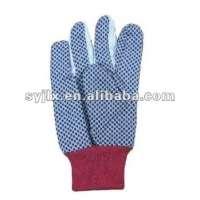 棉花帆布手套