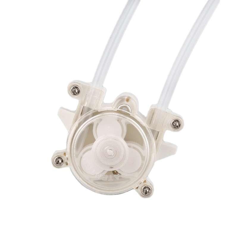 12V直流电机微型电动自吸蠕动计量泵