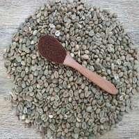 绿色咖啡豆