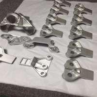 精密数控车削电磨电子元件阳极氧化完成cnc铝制外壳