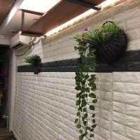 批发3D定制防水ECO友好家居室内DIY墙纸