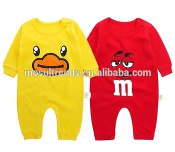 Cotton newborn baby autumn clothes