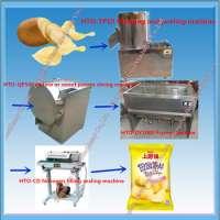 半自动薯片制作机