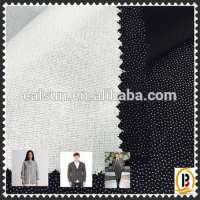 易熔喷水织机织布衬布女士衬衫**5075