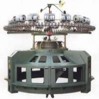 Fabric Knitting Machine