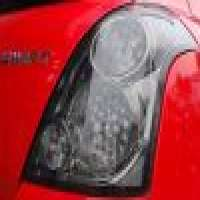 Tail Light Glass