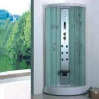 玻璃墙淋浴房*2303