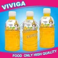 320毫升mogu Mogu宠物瓶果汁芒果汁