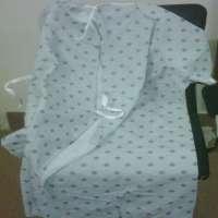 病人的礼服