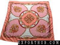 涤纶印花围巾