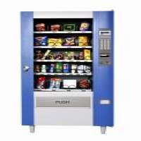 小吃自动售货机