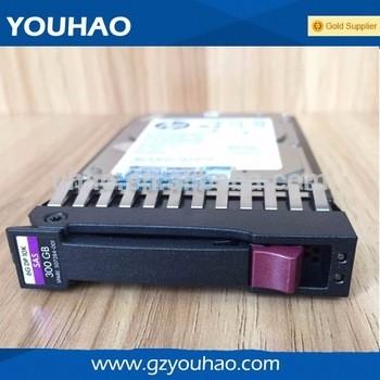HP的硬盘驱动器