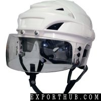 冰上曲棍球头盔设备