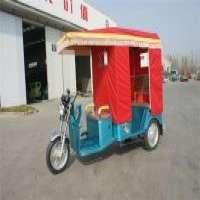 电动人力车装载机