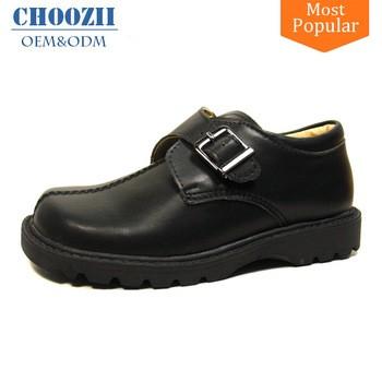 鞋子皮革小绅士鞋