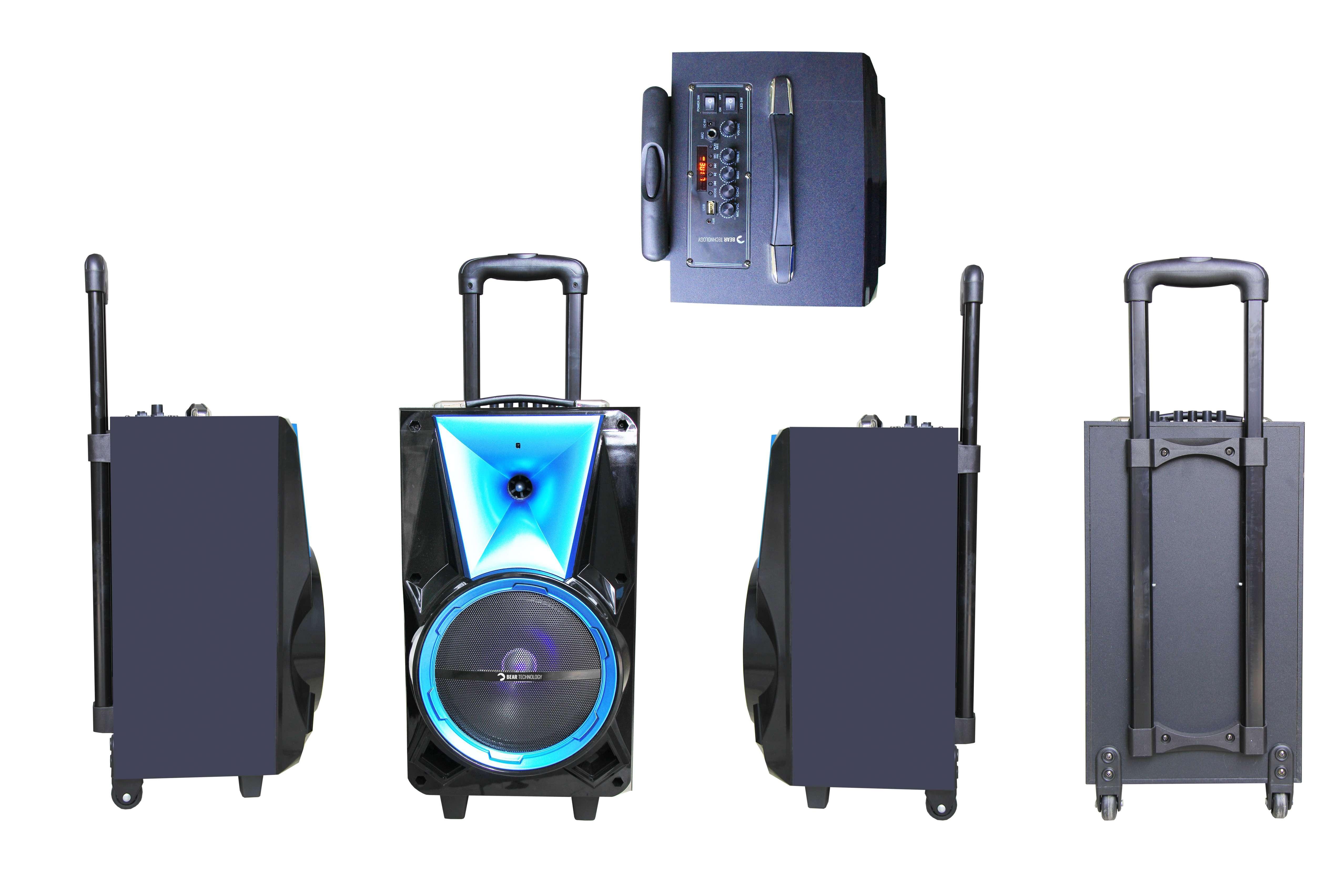 portable speaker BK-801