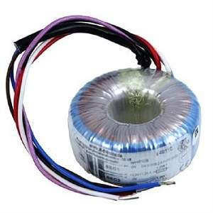 薄型轻量化的24-0-24环形变压器