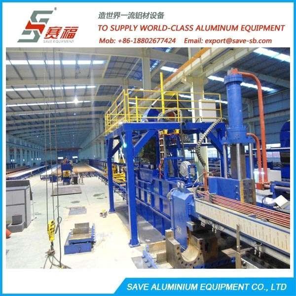 铝挤压型材冷却设备