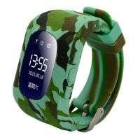 Q50智能手表OLED屏儿童婴儿追踪器卫星监视器SOS手机通话GPS手表