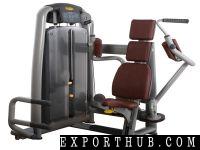 胸肌机健身房健身器材