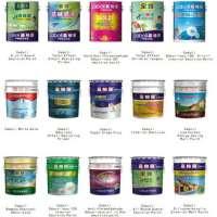 丙烯酸涂料/乳液/涂料/乳胶