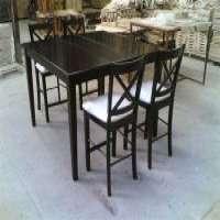 Aluminum Dining Table