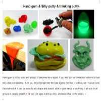 Glass Putty
