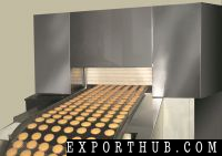 烤箱烤饼干和蛋糕