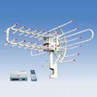 Indoor TV Antenna  Rod Antenna RemoteControlled Rotating Antenna