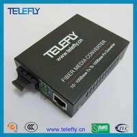 光纤媒体转换器