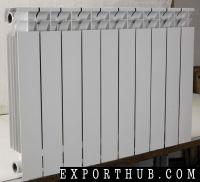 集中供暖散热器