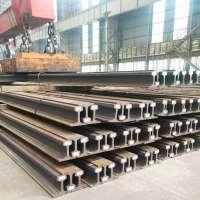 Scrap Rail Steel