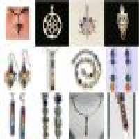 Chakra纯银宝石项链