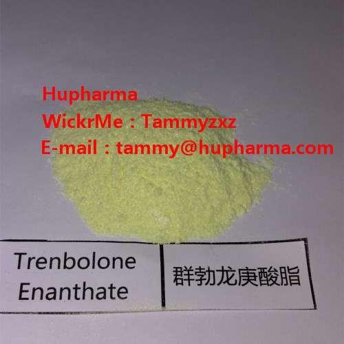 Hupharma Trenbolone Enanthate注射用类固醇粉末