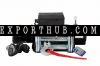 12V 12000lbs Wireless Electric Winch 4WD Steel Wire winch ATV boat truck