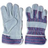 工业皮革手套