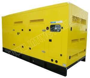 Super Silent 500KVA  Diesel Generator