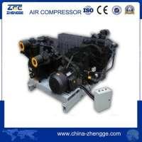 工业皮带驱动空气压缩机
