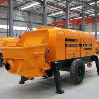 混凝土拖车泵