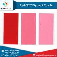 红色6207颜料粉末