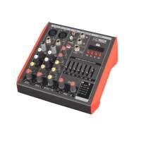 W-4 Mixer (Digital Audio Mixer)