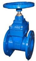 DUCTILE IRON NONRISING STEM GATE VALVE BOLTED BONNET