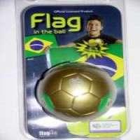 2006年FIFA世界杯Memorabila Collectibles旗子在球巴西
