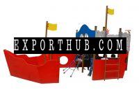 船主题户外游乐场设备