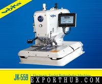 Buttonhole Sewing Machines