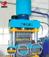 Sand or Fly Ash Bricks Making Machine