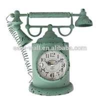 Steel Table Clock