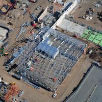 预制钢结构建筑